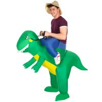 Costume Gonflable T-Rex Ride On
