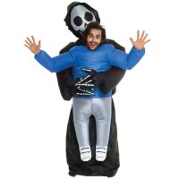 Costume Gonflable Pick Me Up™ Grim Reaper