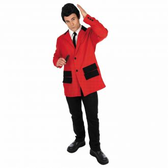 Déguisement 50 Red Teddy Boy homme