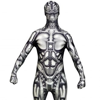 Morphsuit The Android
