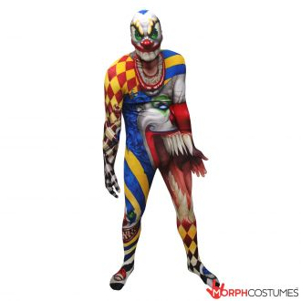 Morphsuit The Clown