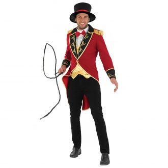 Déguisement circus Ringmaster homme