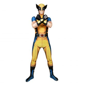 Morphsuit Wolverine Deluxe