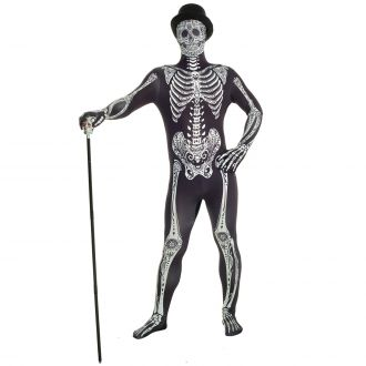 Morphsuit Day of The Dead