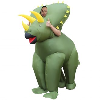Costume gonflable Triceratops Géant