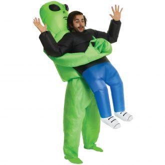 Costume Gonflable Pick Me Up™ Alien